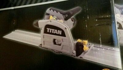 Titan TTB673CSW 165mm Plunge Saw 230-240V New
