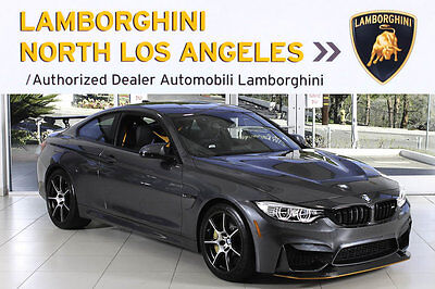 2016 Bmw M4 Gts  79 Miles + Carbon Wheels + Twin Turbo + Carbon Roof + Carbon Hood