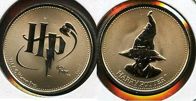 Rare Harry Potter Canada Rcm Reel Coinz Token Featuring Harry Potter Himself
