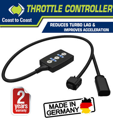 Throttle Controller For Isuzu D-Max & Mux 3.0 Crd 2012 Onwards - 4Wd, 4X4