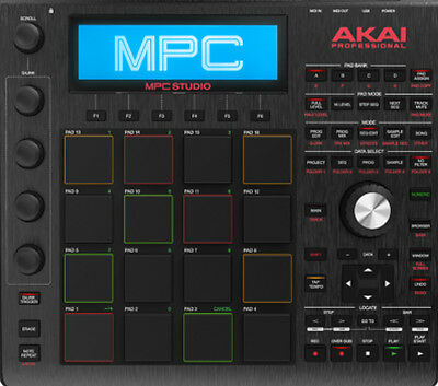 Akai MPC Studio Professional Music Production MIDI USB Software Controller DJ