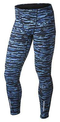 331f2623a09a Men s Nike Tech Wilder Running Tights Camo Tight Fit 839984 480 Multiple  Sizes