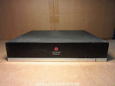 Polycom HDX 9002 PAL Video Conference System DVI 2201-23783-002 EXCL HDD