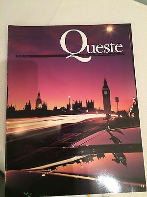 Official Rolls Royce Bentley owners magazine, rare vintage item winter 1993-94
