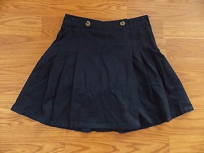 NEW Girls FRENCH TOAST Navy Approved Schoolwear Uniform Shorts Size 12