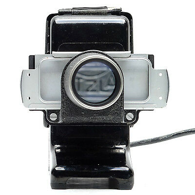 Leica GNOM II Projector with 10cm f2.8 Dimaron Lens and Case.