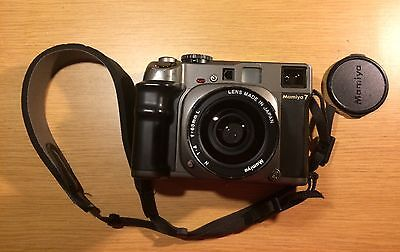 Mamiya 7 Medium Format Rangefinder Film Camera with 65 mm lens Kit