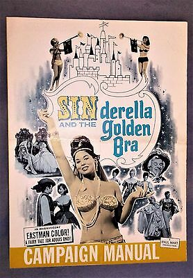 SINderella & The Golden Bra Movie, Posters-Lobbies from National Screen Service