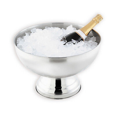 AVANTI Lifestyle Champagne/Punch bowl Stainless Steel Drink Ice Bucket 16128