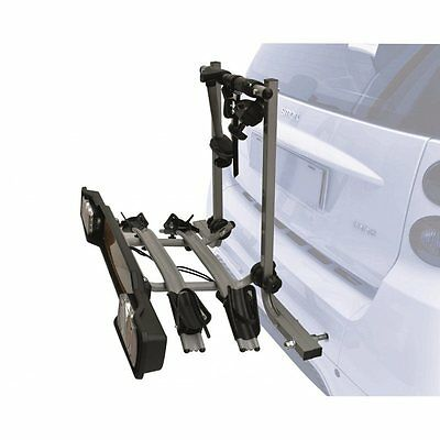 PERUZZO bicycle rear carrier 631 smart rack delux 2 bikes