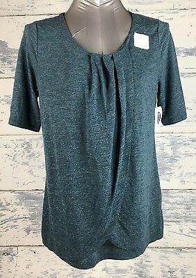 Old Navy Maternity New Women's Size Medium Shirt Top Hidden Discreet Nursing Tee
