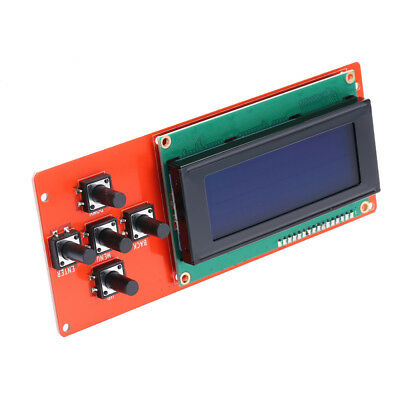Anet LCD2004 LCD Display Blue Screen Controller for RepRap Ramps 1.4 3D Printer