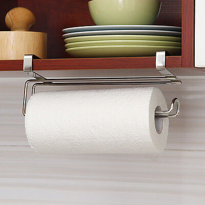 Premier Plastic Kitchen Towel Roll Holder Guard - Colourful Paper ...