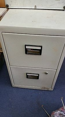 2 Drawer Fire Safe