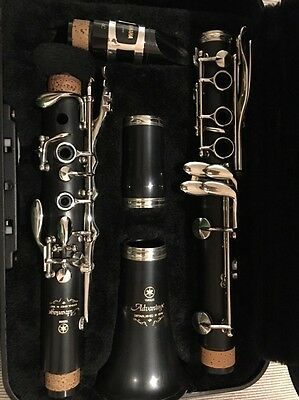 Yamaha Clarinet AD200 For Beginners. NearMint. Barely Played. Fully Serviced.
