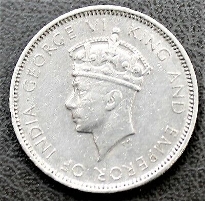 1937 10 cents Hong Kong - Excellent Condition!