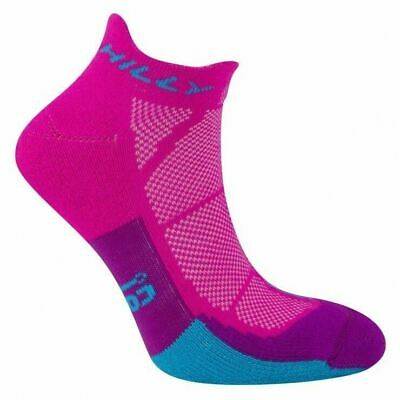 Hilly Urban Monoskin Cushion Socklet Womens Extra Comfort Sports Hiking Socks