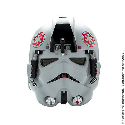 Star Wars The Empire Strikes Back AT-AT Driver Helmet 1:1 Scale Anovos