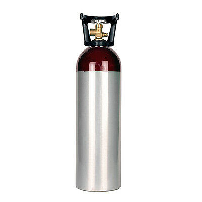 60 cu ft Nitrogen Aluminum Tank - Homebrew Nitro & Cold Brew Coffee + Ships Free