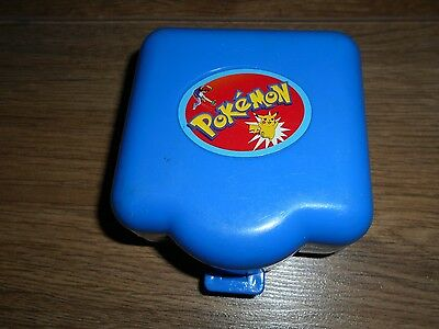 Vintage Tomy Pokemon Polly Pocket Style Playset Nintendo 1997 Free post no figs