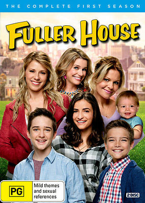 Fuller House: Season 1  - DVD - NEW Region 4
