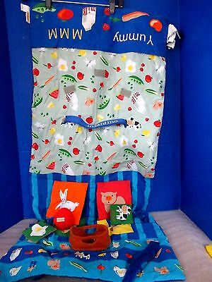 INFANTINO~SHOPPING CART / HIGH CHAIR / STROLLER COVER or PLAYMAT