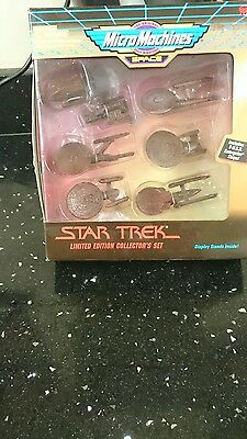 micro machines star trek