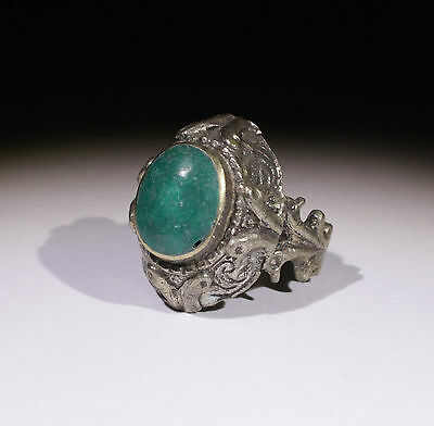Nice Post Medieval Silver Ring - No Reserve!!