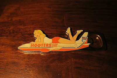 Hooters Air Bottle Opener Boeing 737 RARE