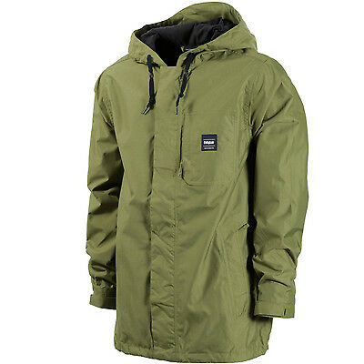 THIRTYTWO thirty-two 2017 Mens Snowboard Snow Olive KALDWELL JACKET