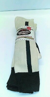 Baseball  Cushioned Socks 3 pair   Louisville  Slugger   Boys 9-11