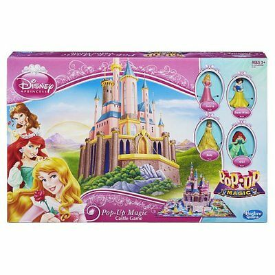 Disney Princess POP-UP MAGIC CASTLE GAME NEW IN DAMAGED BOX ~NEW~