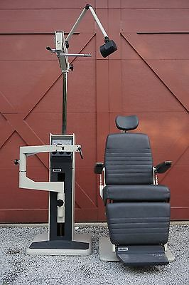 Reliance Chair and Stand - Reliance 6200 & Reliance 7720 - Ophthalmic Equipment
