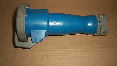 hubbell hbl460p9w 3 phase 4 wire 250v ac 60 amp pin and sleeve hubbell hbl460c9w 3 phase 4 wire 250 vac 60 amp pin and sleeve connector