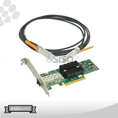 MNPA19-XTR 10GB MELLANOX CONNECTX-2 PCIe X8 10Gbe SFP+ NETWORK CARD W/CABLE