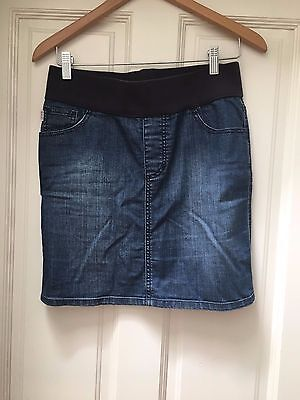 Soon Denim Skirt Size 6