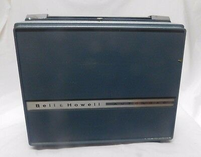 Bell & Howell 482A  Film Projector  Works Tested Super 8