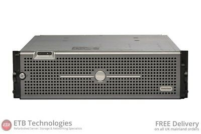 Dell PowerVault MD3000 - 15 x 300GB 15k SAS, Dell Enterprise Class HDD, Rails