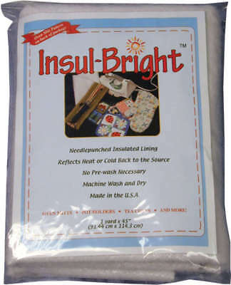 "Insul Bright Insulated Lining 36""X45"" 6345"