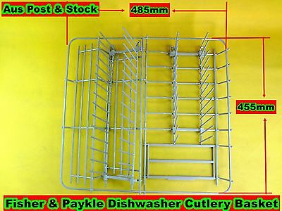 Fisher & Paykel Dishwasher Spare Parts Cutlery Rack Basket Replacement S245 Used