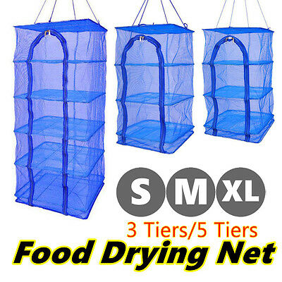 Air Dry Drying Net Beef Jerky Vegetable Food Fruit Fish Fishing Meat Dehydrator