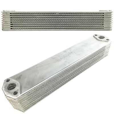 Oil Cooler for CUMMINS ISX Engine heavy duty 2892304 4965870 4059460 4059252
