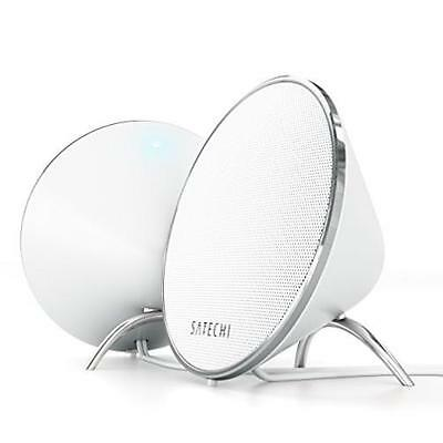 Satechi St-Wds20 Dual Sonic Conical V2.0 Computer Speakers For Mac, Laptops & Ne