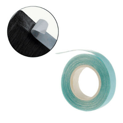 """Walker Lace Front Support Tape 1x1/2"""" Roll 10 Yard Wig Toupee Blue Liner"""