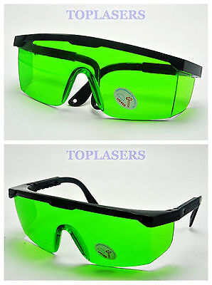 2pcs 405nm 445nm 450nm Laser Protection Goggles/Glasses for Blue Lazer Diode