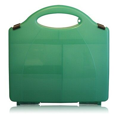 Empty Eclipse First Aid Kit Box - Medium or Large - Green, Clear, Blue or Red