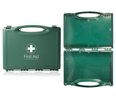 Empty Arrol First Aid Kit Box - Small & Compact - Work Office Home HSE General