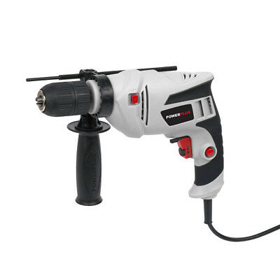 Powerplus 600w Impact Drill Screwdriver Variable Speed DIY 600w 230v