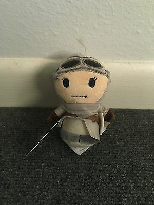 2016 Hallmark Star Wars The Force Awakens Rey Itty Bitty New!!!