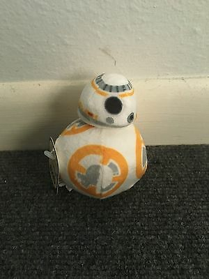2016 Hallmark Star Wars The Force Awakens Bb8 Itty Bitty New!!!